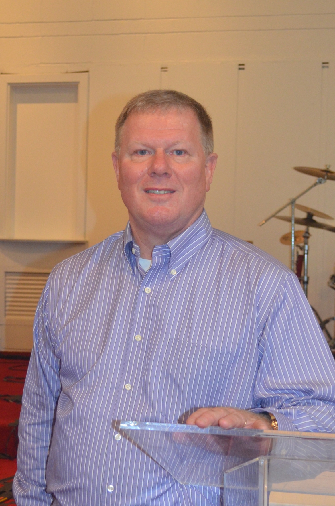 Pastor Wayne Fox