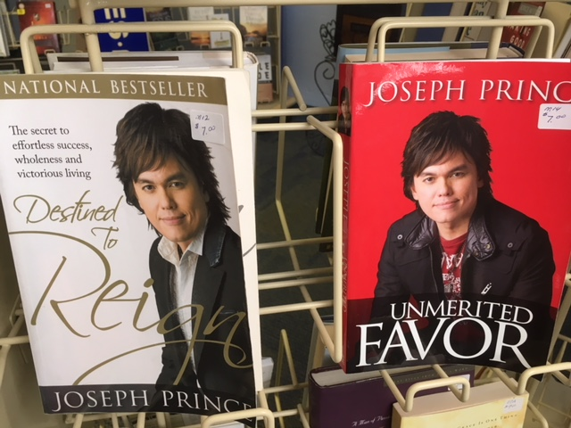 Grace Books by Joseph Prince